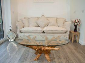 The Cozy Ritz 3 Seater Sofa