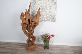Teak Root Sculpture