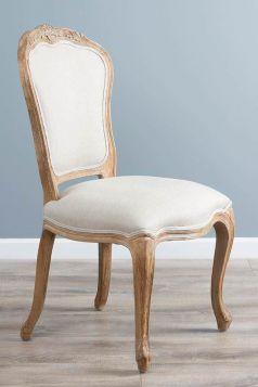 American Oak Grey Wash Claremont Chair