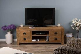 Reclaimed Elm TV Cabinet