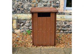 Recycled Plastic Waste Bin