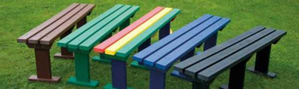 recycled-plastic-school-playground-benches