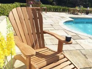 TK2-C-ADK-FT - Teak Adirondack Chair with Footstool (3)