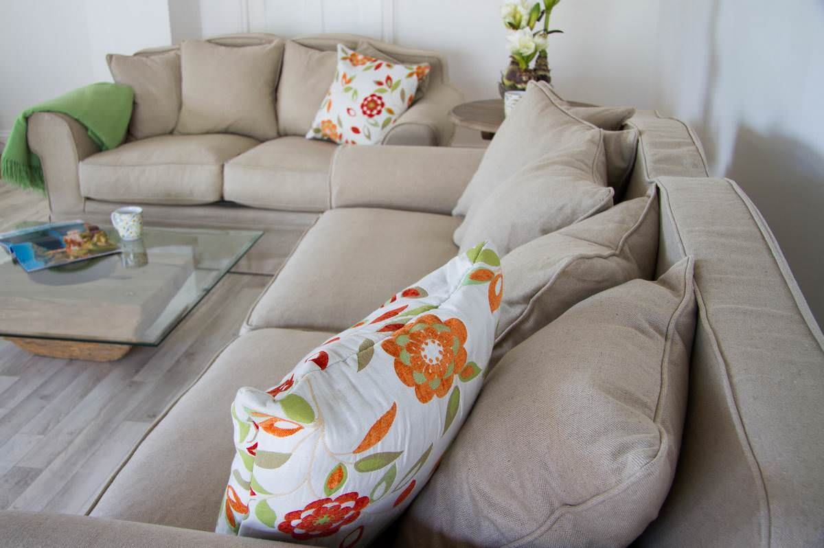 Did you know we also sell a beautiful range of sofas?