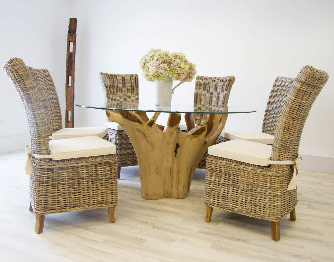 Fab New Teak Roots With a Twist