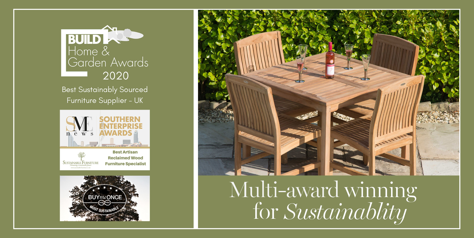 Picture of: Reclaimed Wood Furniture Sustainable Furniture